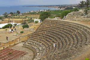 Amphitheater Soli - North Cyprus Pictures