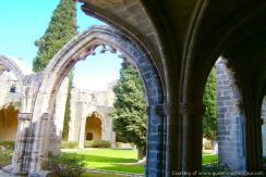 Bellapais Monastery 7 - North Cyprus Pictures