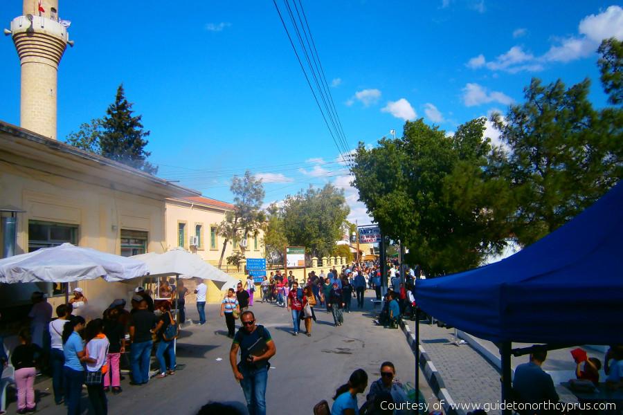 Buyukkonuk Festival 1 - North Cyprus Pictures