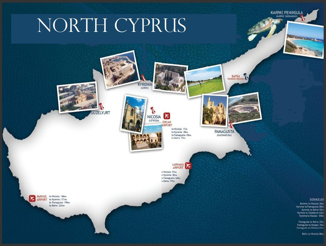 Introduction To Northern Cyprus North Cyprus Property