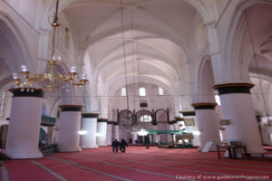 Inside Lefkosa Mosque - North Cyprus Pictures