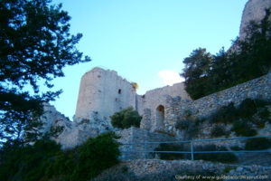Kantara Castle 4 - North Cyprus Pictures