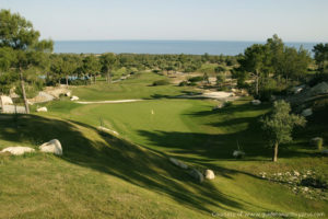 Korineum Golf Club and Resort - North Cyprus International - North Cyprus Property Agents