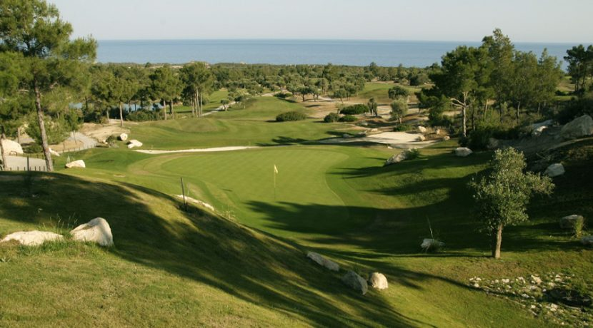 Korineum Golf Club and Resort - North Cyprus Pictures