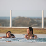 Ladies in Aphrodite Jacuzzi! - North Cyprus Pictures