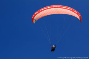 Paragliding - North Cyprus Pictures