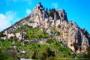 St Hilarion Castle 2 - North Cyprus Pictures