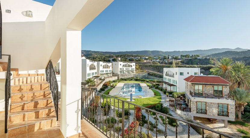 Bayview Golf Penthouse A2 - North Cyprus Property