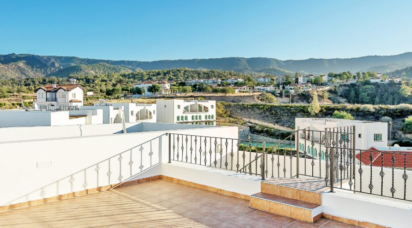Bayview Golf Penthouse A6 - North Cyprus Property