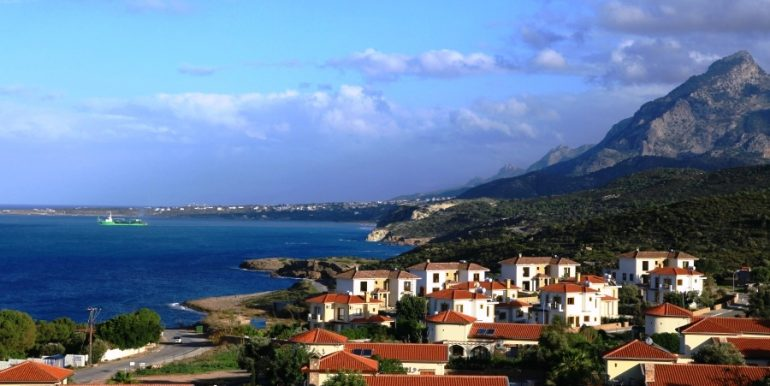 Kayalar Roundhouse Residences 1 - North Cyprus Property