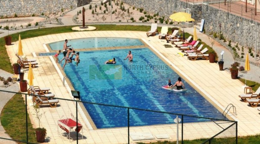 North Cyprus International - North Cyprus Property - Bayview Garden Golf Apartment 1
