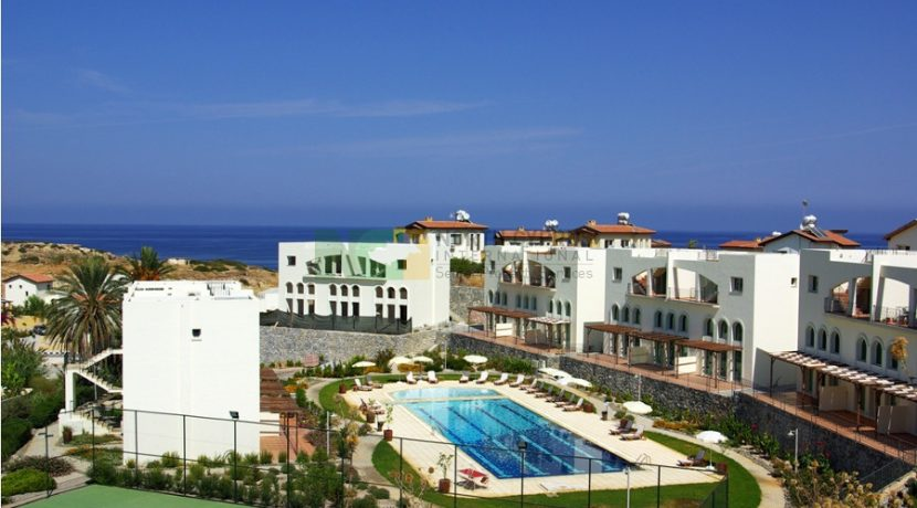 North Cyprus International - North Cyprus Property - Bayview Garden Golf Apartment 13