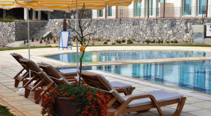 North Cyprus International - North Cyprus Property - Bayview Garden Golf Apartment 5