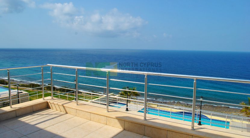 North Cyprus International - North Cyprus Property - Esentepe Cliff Top Villa 2