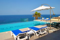 North Cyprus International - North Cyprus Property - Esentepe Cliff Top Villa 3