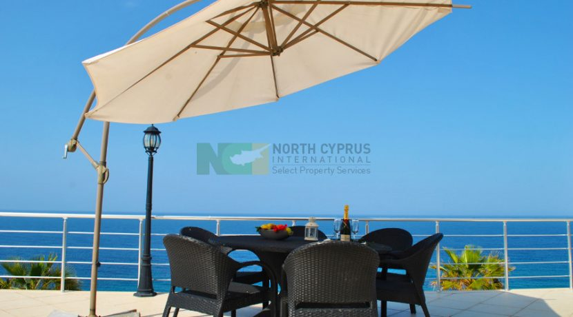 North Cyprus International - North Cyprus Property - Esentepe Cliff Top Villa 5
