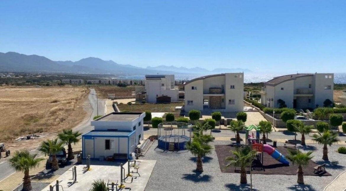 Tatlisu Bay Luxury Villas Site Images - North Cyprus Property 4