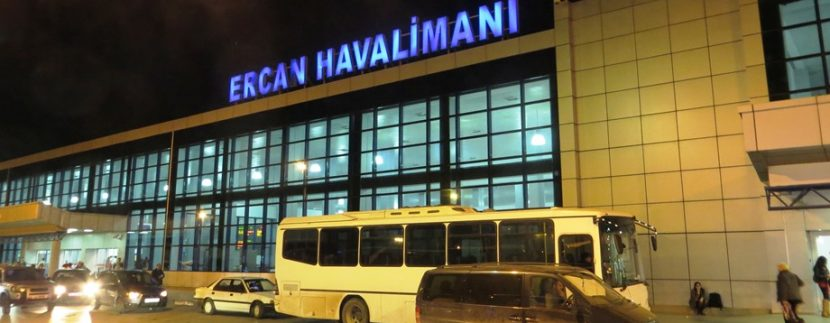 Ercan Airport North Cyprus