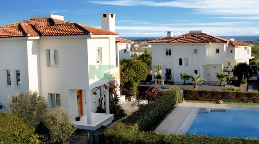 North Cyprus International - MH H Village Villa E - North Cyprus Property  5