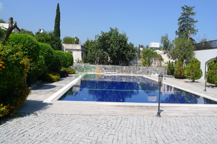 Ottoman Courtyard Apartments 3 Bed North Cyprus Property