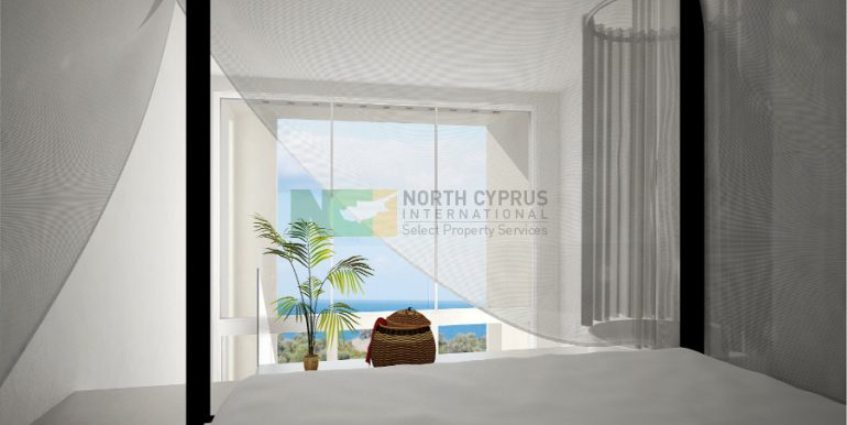 Palm View Executive Apartment 20 - North Cyprus Property