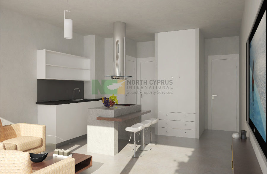 Palm View Executive Apartment 19 - North Cyprus Property