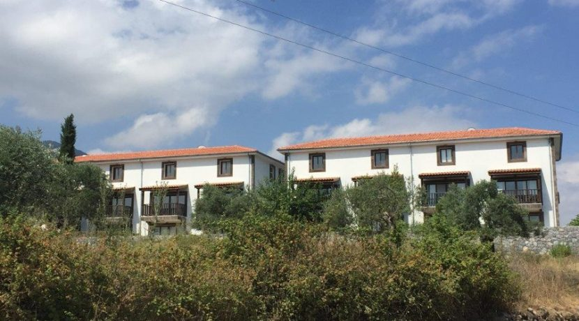 Ottoman Courtyard Apartments 17 - North Cyprus Property