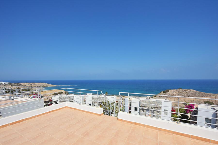 Palm View Cliff Penthouse