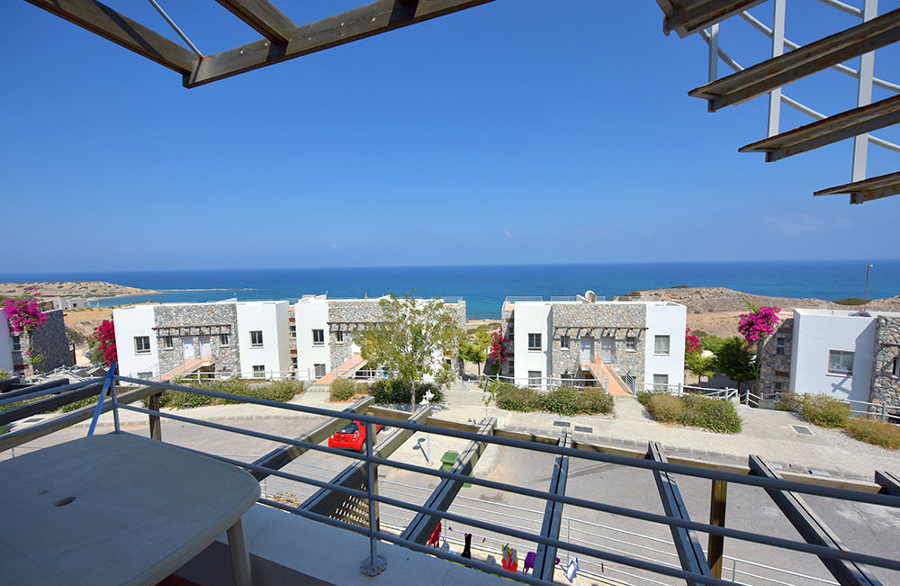 Palm View Cliff Apartments Site Pictures 16 - Northern Cyprus Property