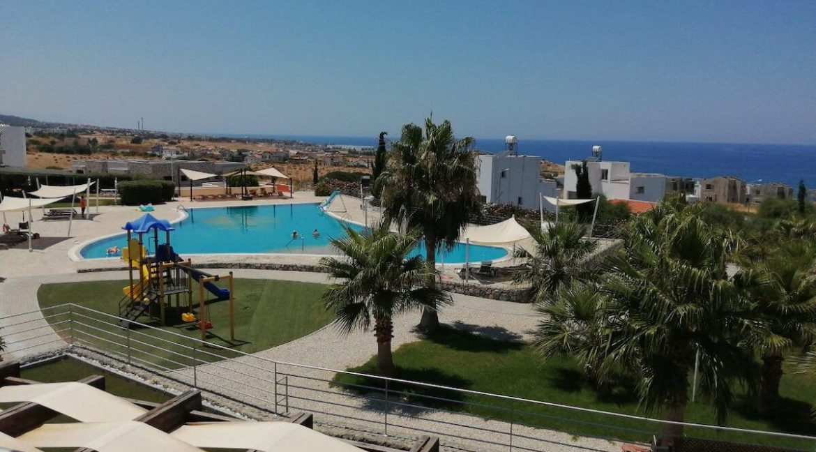 Palm View Cliff Apartments Site Pictures - Northern Cyprus Property A1