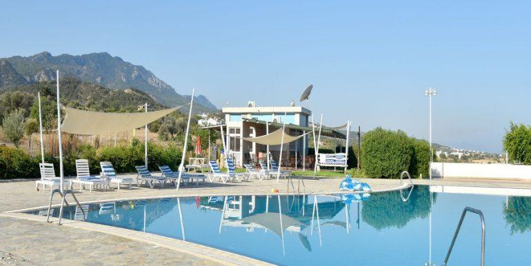 Palm View Executive Apartments 13 - North Cyprus Property