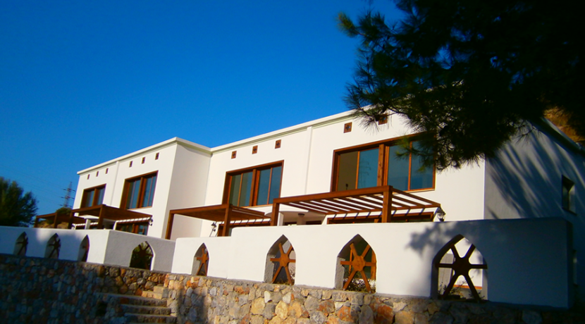 Bellapais Mountain Villa A3 - Northern Cyprus Property