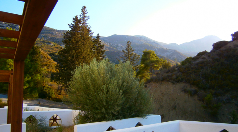 Bellapais Mountain Villa A4 - Northern Cyprus Property