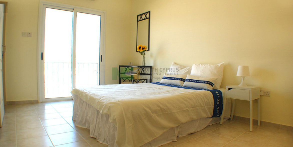 East Coast Hillcrest Apartment - 2 Bed Seaview 4 - North Cyprus Property