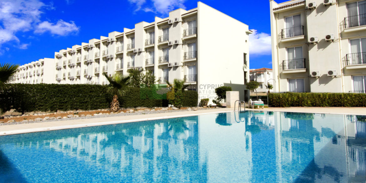 East Coast Hillcrest Apartment - 2 Bed Seaview E 1 - North Cyprus Property