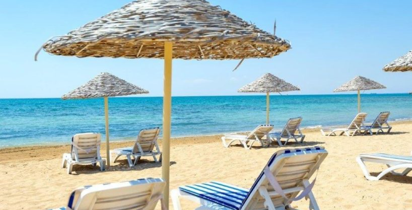 Bafra Beachfront Apartment – 1 Bed