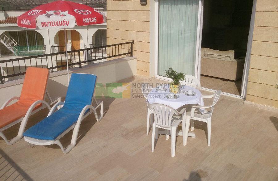 Bogaz Beachclub Frontline Penthouse 3 - North Cyprus Property