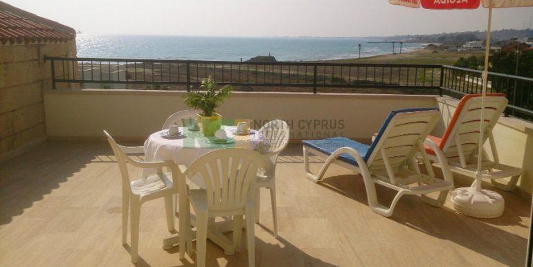 Bogaz Beachclub Frontline Penthouse 4 - North Cyprus Property