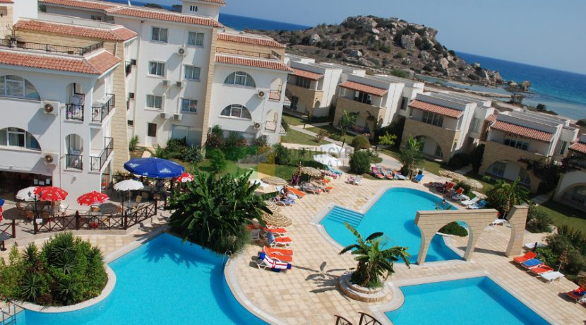 Bogaz Beachclub Frontline Penthouse 6 - North Cyprus Property