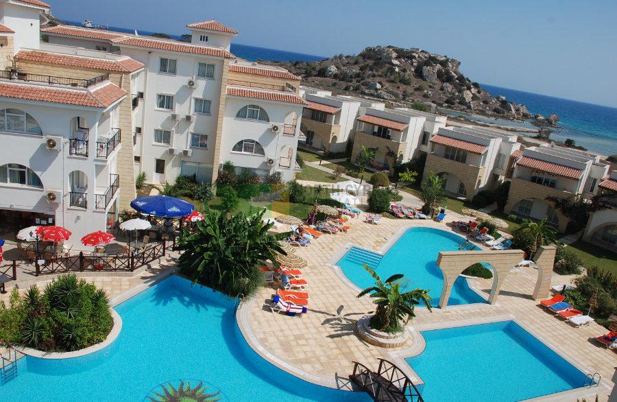 Bogaz Beachclub Frontline Penthouse 6 - North Cyprus Property