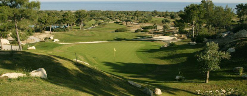 Korineum Golf Club - North Cyprus