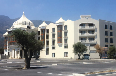 Kyrenia Luxury Hotel - North Cyprus Property 1