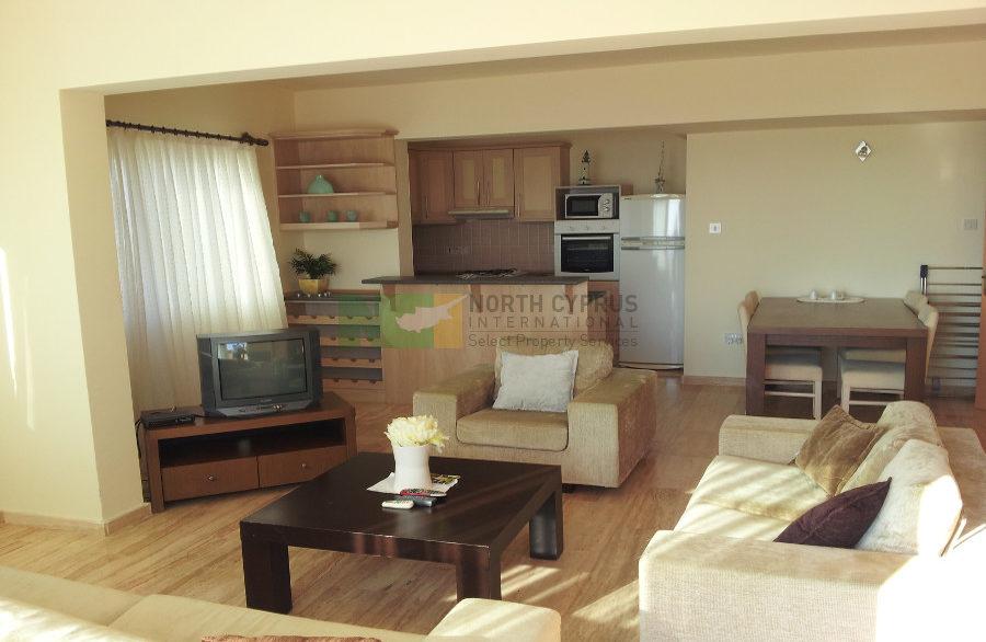 Bogaz Beachclub Penthouse - North Cyprus Property 15