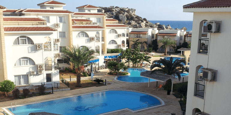 Bogaz Beachclub Penthouse - North Cyprus Property 17