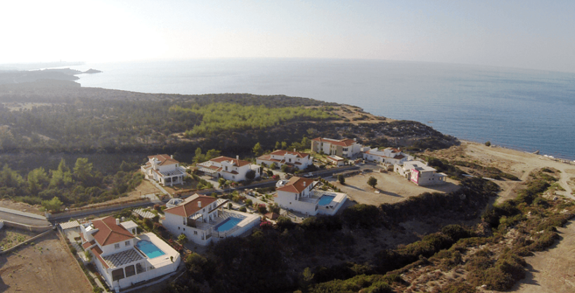 Kyrenia Deluxe Beach & Golf Villa 3 Bed – Esentepe