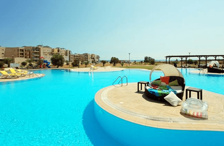 Bafra Beachfront Apartments 1 - North Cyprus Property