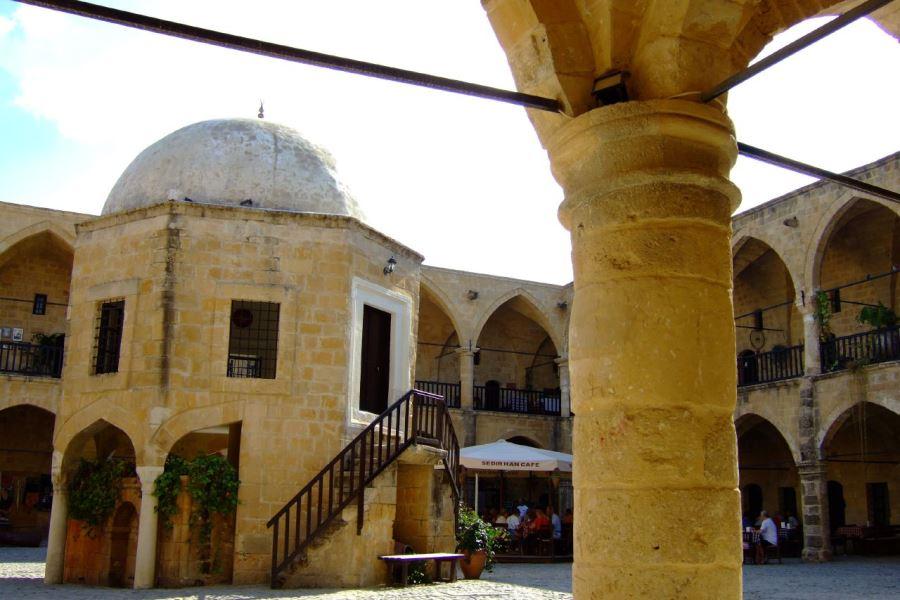 Buyuk Han Cyprus - North Cyprus International - North Cyprus Property Agents