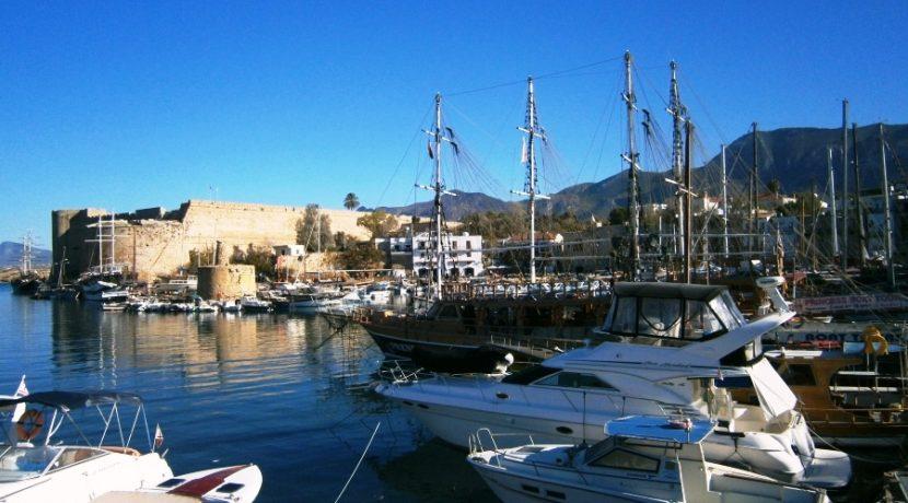 Kyrenia Castle - North Cyprus International - North Cyprus Property Agents