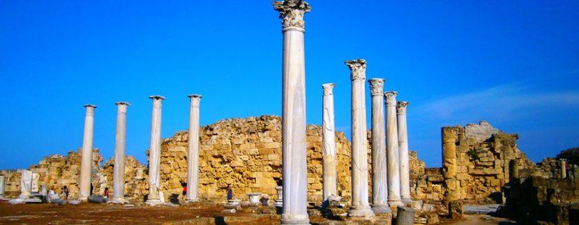 Salamis - North Cyprus International - North Cyprus Property Agents
