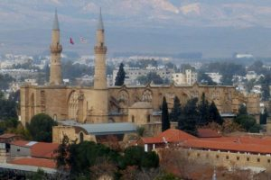 Selimiye Mosque - North Cyprus International - North Cyprus Property Agents